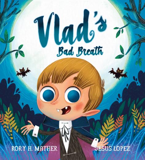 Vlad's Bad Breath Cover