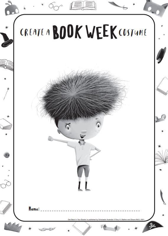 Create A Book Week Costume